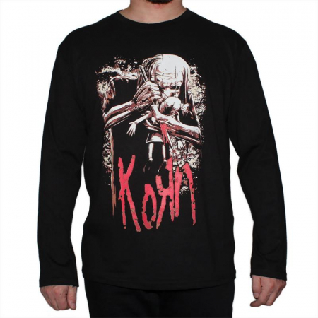 Long Sleeve Korn - Witch0