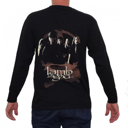 Long Sleeve Lamb of God - Wrath1