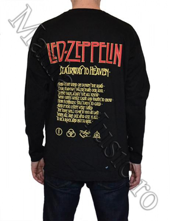 Long Sleeve Led Zeppelin - Stairway to Heaven1