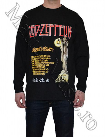 Long Sleeve Led Zeppelin - Stairway to Heaven0
