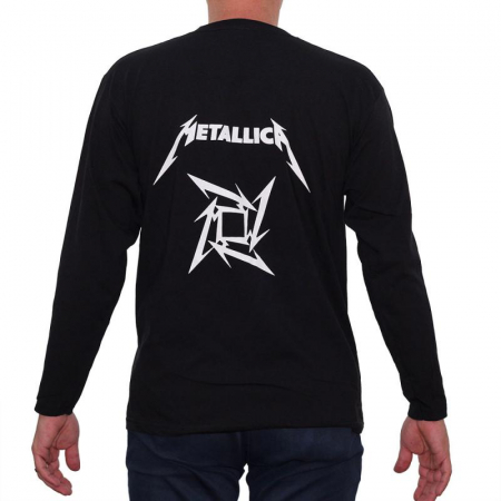 Long Sleeve Metallica - Hardwired...1