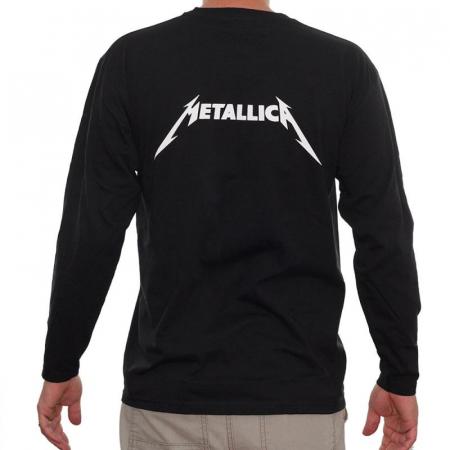 Long Sleeve Metallica - Hourglass1