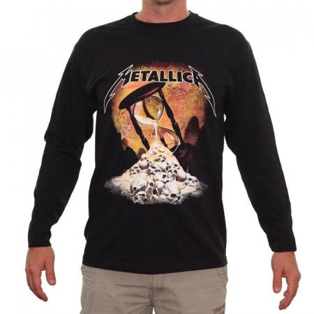 Long Sleeve Metallica - Hourglass0