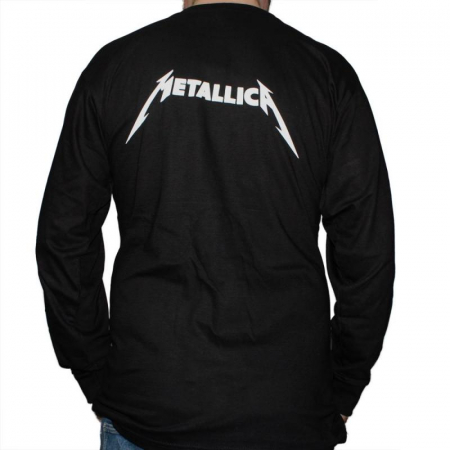 Long Sleeve Metallica - Master of Puppets1