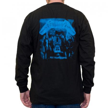 Long Sleeve Metallica - Ride the Lightning1