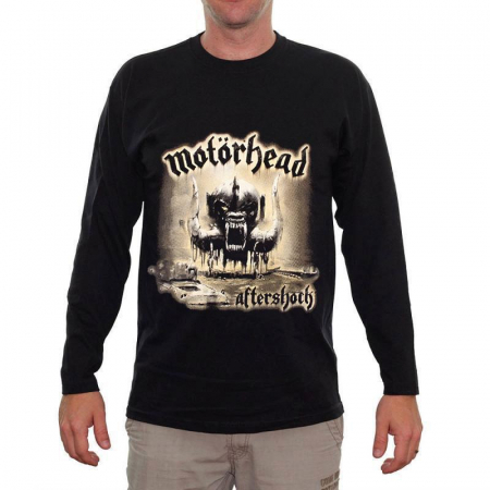 Long Sleeve Motorhead - Aftershock0