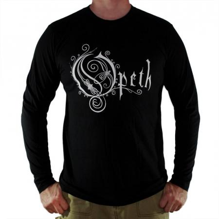 Long Sleeve Opeth - Logo0