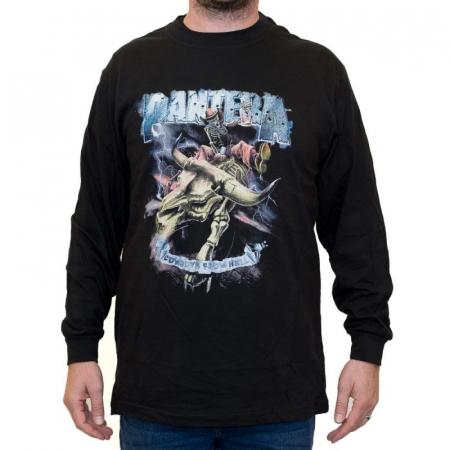 Long Sleeve Pantera - Cowboys From Hell0