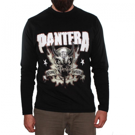 Long Sleeve Pantera - Fucking Hostile0