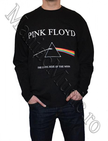 Long Sleeve Pink Floyd - The dark side of Moon0
