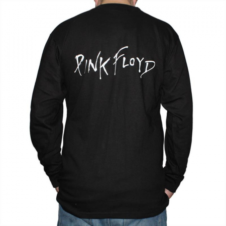 Long Sleeve Pink Floyd - The Wall1