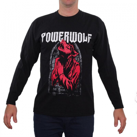 Long Sleeve Powerwolf0