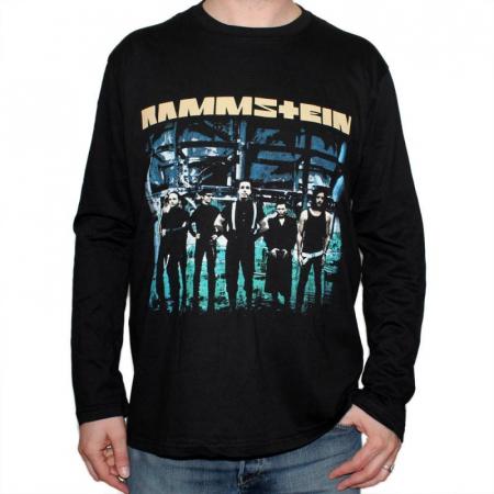 Long Sleeve Rammstein - Band0