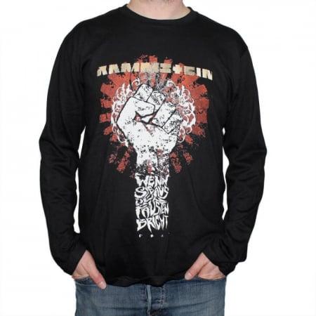 Long Sleeve Rammstein - Fist0