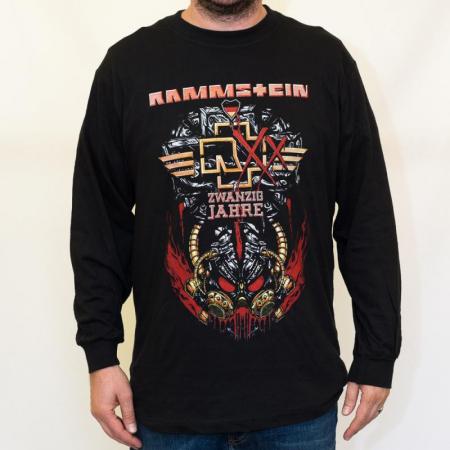 Long Sleeve Rammstein - Zwanzig Jahre0