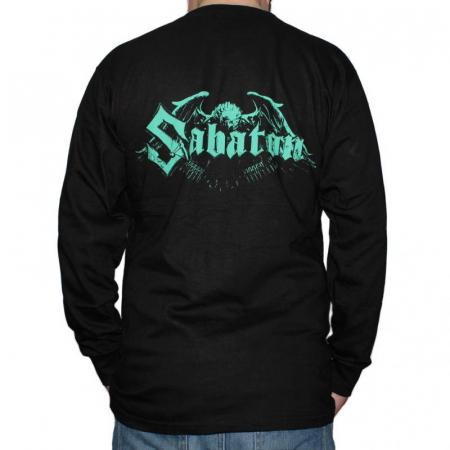 Long Sleeve Sabaton - Heroes1