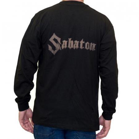 Long Sleeve Sabaton - The Last Stand1