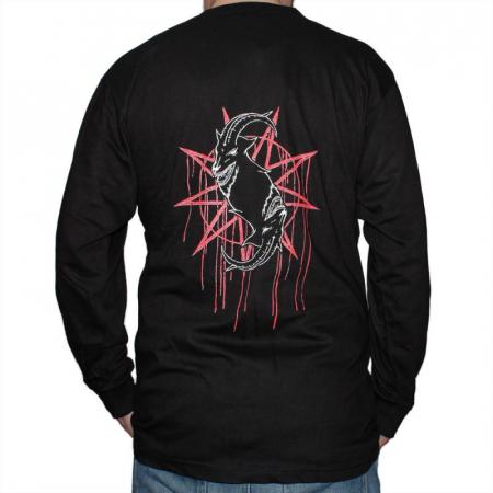 Long Sleeve Slipknot - Goat [1]