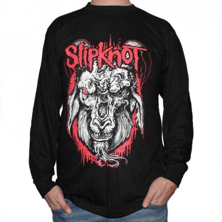 Long Sleeve Slipknot - Goat [0]