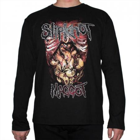Long Sleeve Slipknot - Maggot0