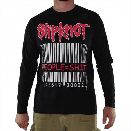 Long Sleeve Slipknot - People=Shit0