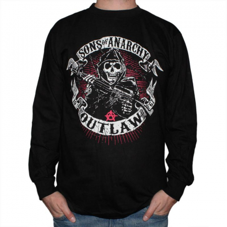 Long Sleeve Sons of Anarchy - Outlaw0