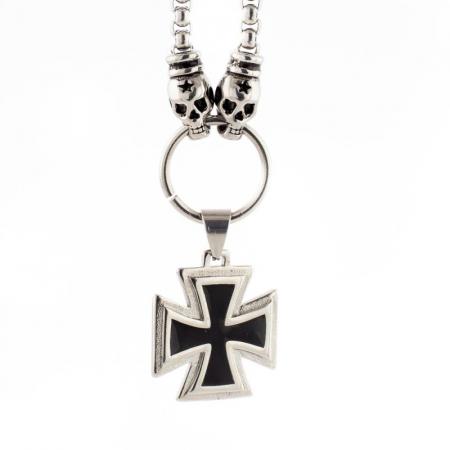 Medalion Iron Cross 2 cu lant [0]