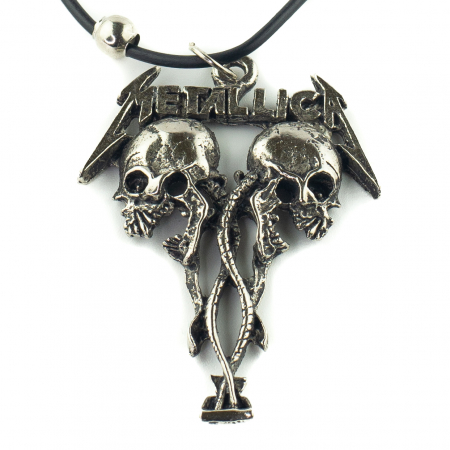 Medalion Metallica 2 Scheleti0