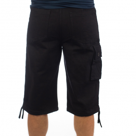 Pantaloni scurti denim 3/4 - Nirvana [2]