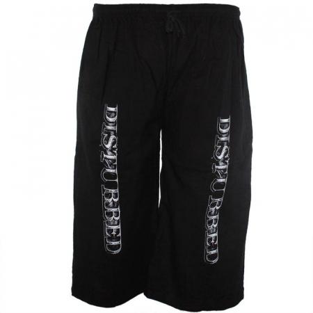 Pantaloni 3/4 Disturbed0