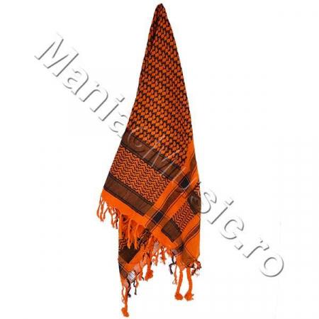 Shemagh Hot Orange1