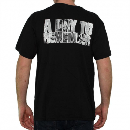 Tricou A Day To Remember - Zombie - 145 grame1
