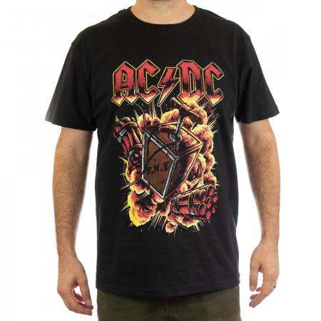 Tricou AC DC - T.N.T. marime - 180 grame0