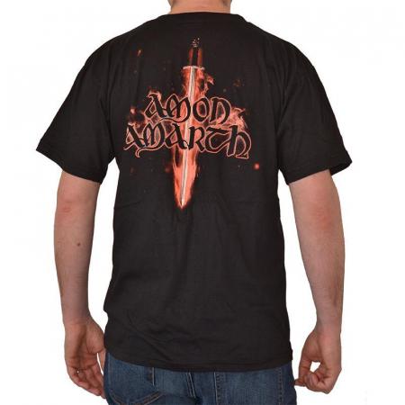 Tricou Amon Amarth Surtur Rising - 180 grame1
