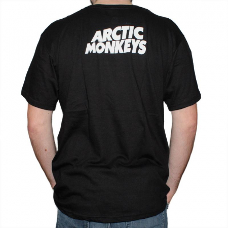 Tricou Arctic Monkeys - Band - 145 grame1