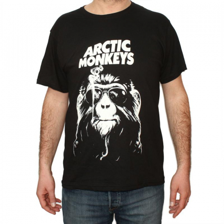 Tricou Arctic Monkeys - Smoking - 145 grame0