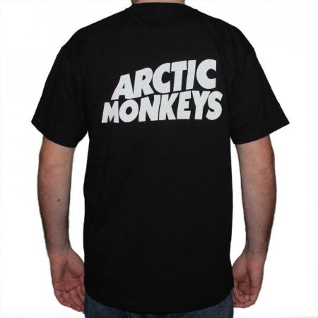 Tricou Arctic Monkeys - Smoking - 180 grame [1]