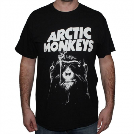Tricou Arctic Monkeys - Smoking - 180 grame [0]