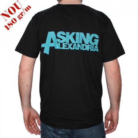 Tricou Asking Alexandria - 180 grame1