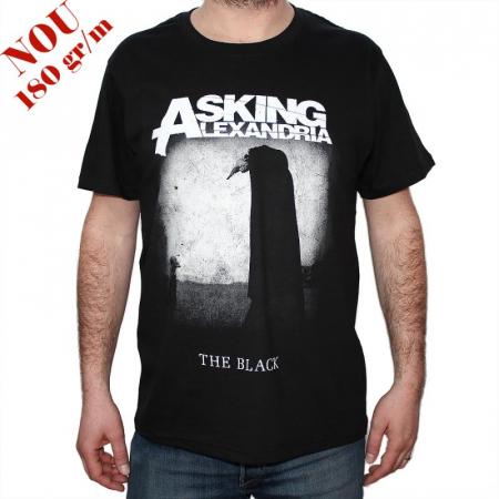 Tricou Asking Alexandria - Skull - 180 grame0