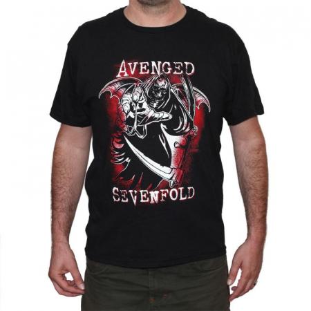 Tricou Avenged Sevenfold 145 grame0