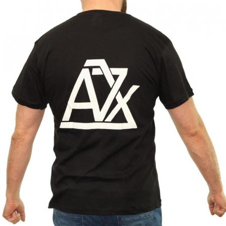 Tricou Avenged Sevenfold - Black Reign - 145 grame1