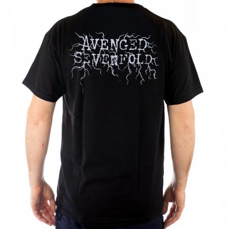 Tricou Avenged Sevenfold - Lantern - 180 grame1
