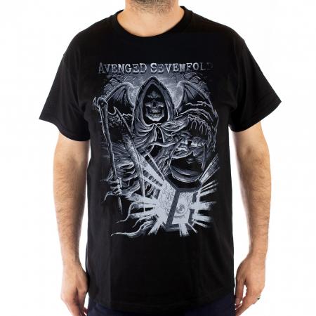 Tricou Avenged Sevenfold - Lantern - 180 grame0