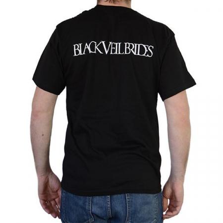 Tricou Black Veil Brides - Baphomet - 180 grame1