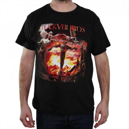 Tricou Black Veil Brides - Vale - 145 grame0