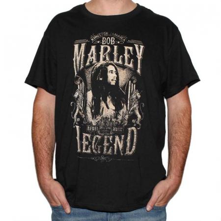 Tricou Bob Marley - Legend - 180 grame0