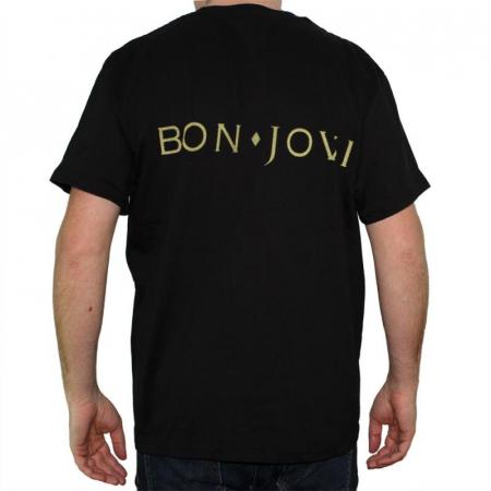 Tricou Bon Jovi - 180 grame [1]