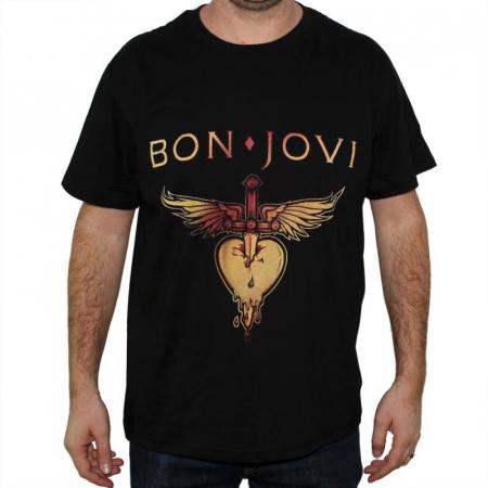 Tricou Bon Jovi - 180 grame [0]