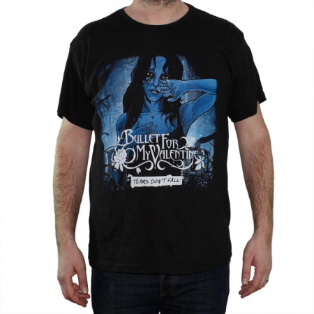Tricou Bullet For My Valentine - Tears Don't Fall - 145 grame0